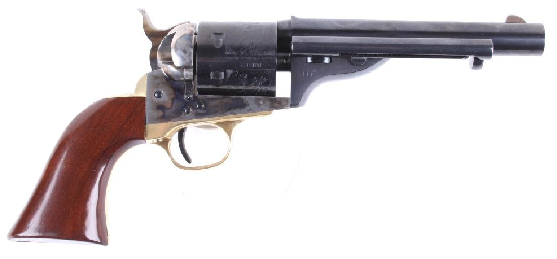 Cimarron 1872 Open Top Navy .38 Cal Revolver - 5