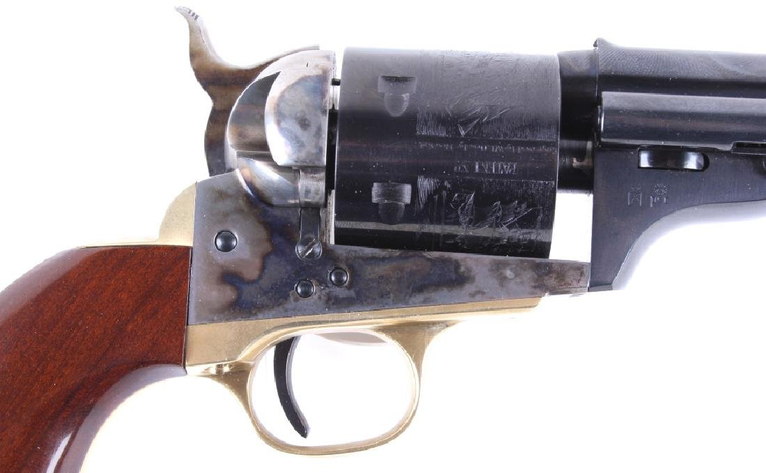 Cimarron 1872 Open Top Navy .38 Cal Revolver - 7