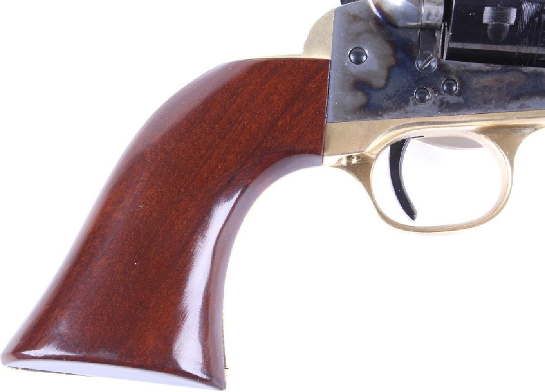 Cimarron 1872 Open Top Navy .38 Cal Revolver - 8
