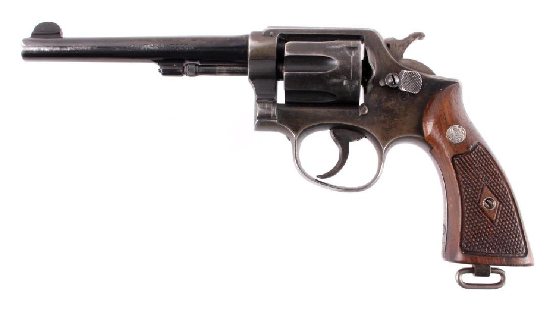 Smith & Wesson K Frame .38 Spl. Revolver