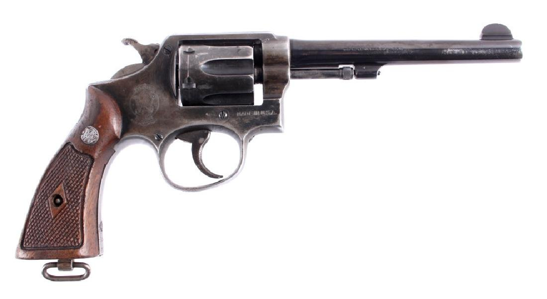 Smith & Wesson K Frame .38 Spl. Revolver - 2