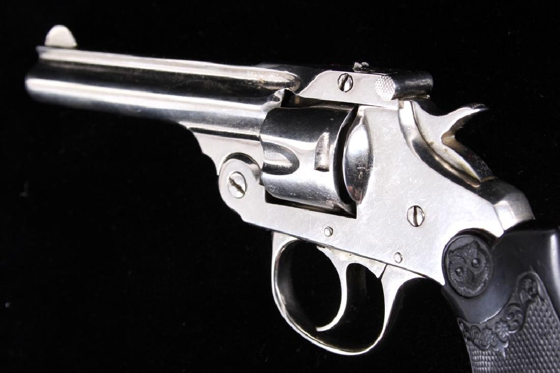 Iver Johnson Arms & Cycle Works .32 Revolver - 10