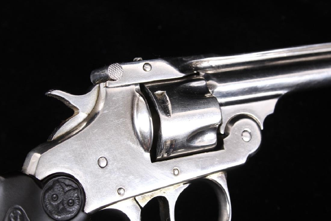 Iver Johnson Arms & Cycle Works .32 Revolver - 11