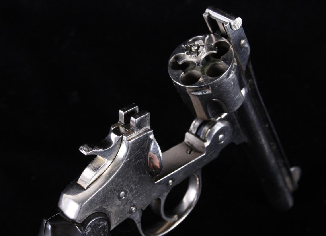 Iver Johnson Arms & Cycle Works .32 Revolver - 12