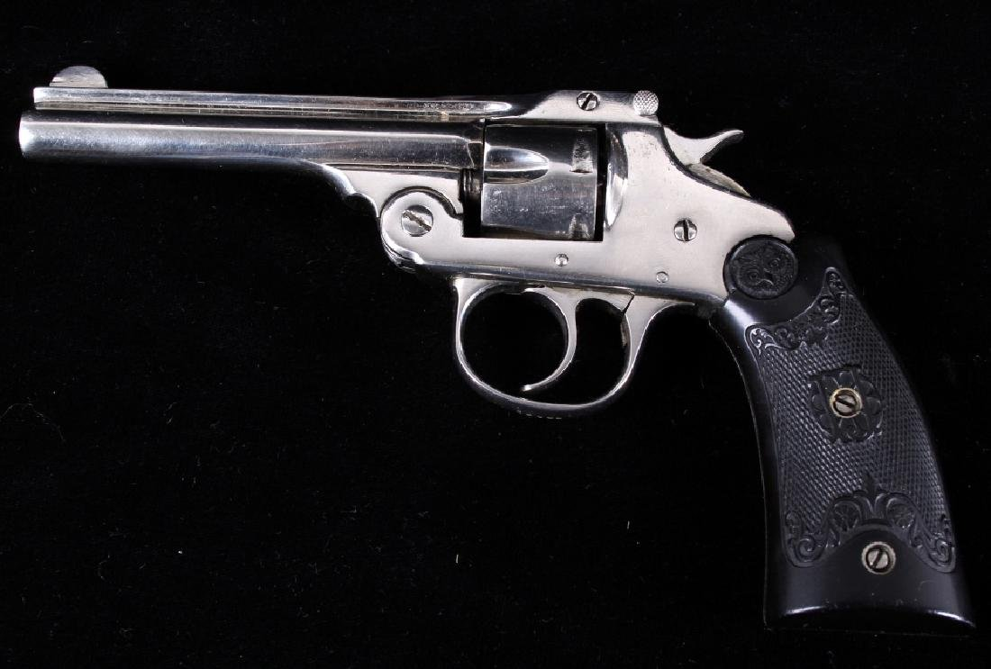 Iver Johnson Arms & Cycle Works .32 Revolver