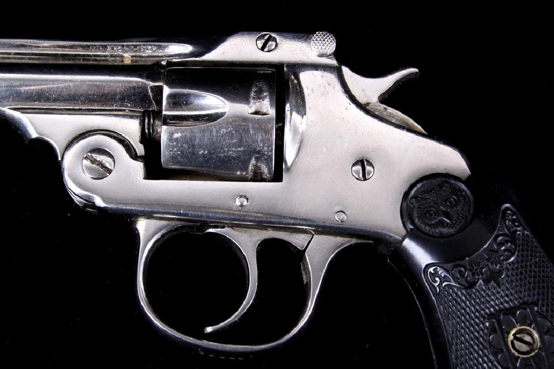 Iver Johnson Arms & Cycle Works .32 Revolver - 3