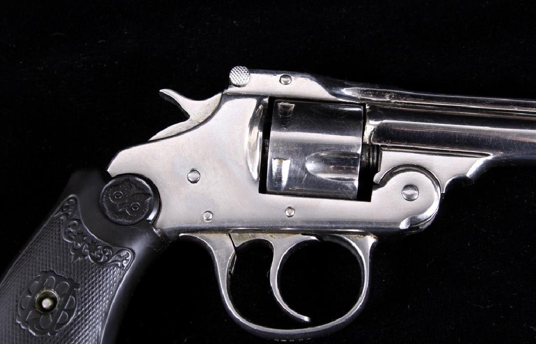 Iver Johnson Arms & Cycle Works .32 Revolver - 7