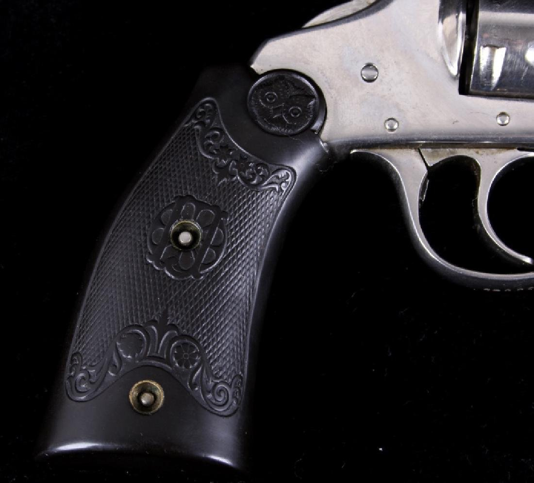 Iver Johnson Arms & Cycle Works .32 Revolver - 8