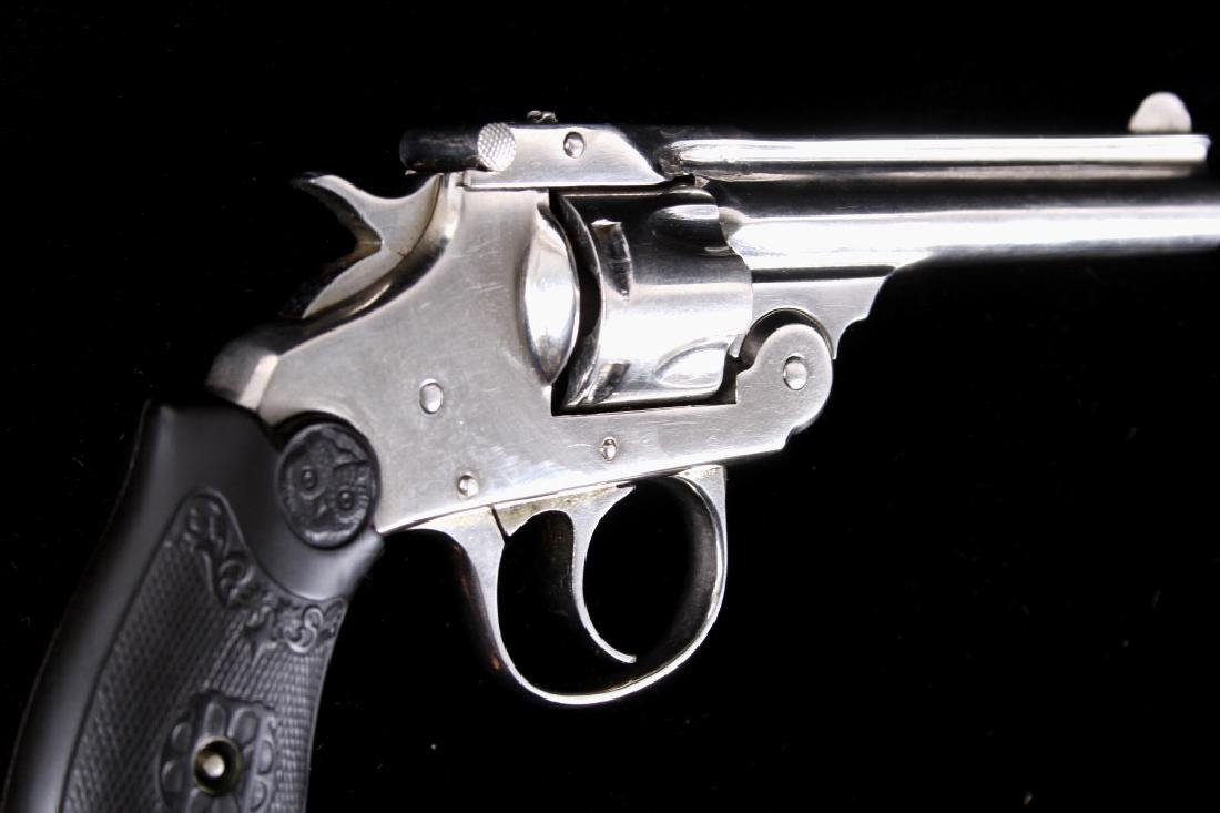 Iver Johnson Arms & Cycle Works .32 Revolver - 9