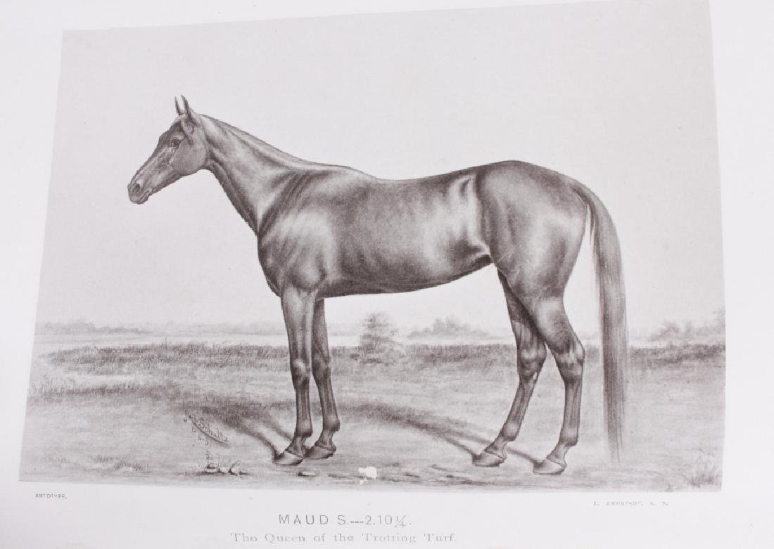 Chester's Complete Trotting & Pacing Record 1883 - 4