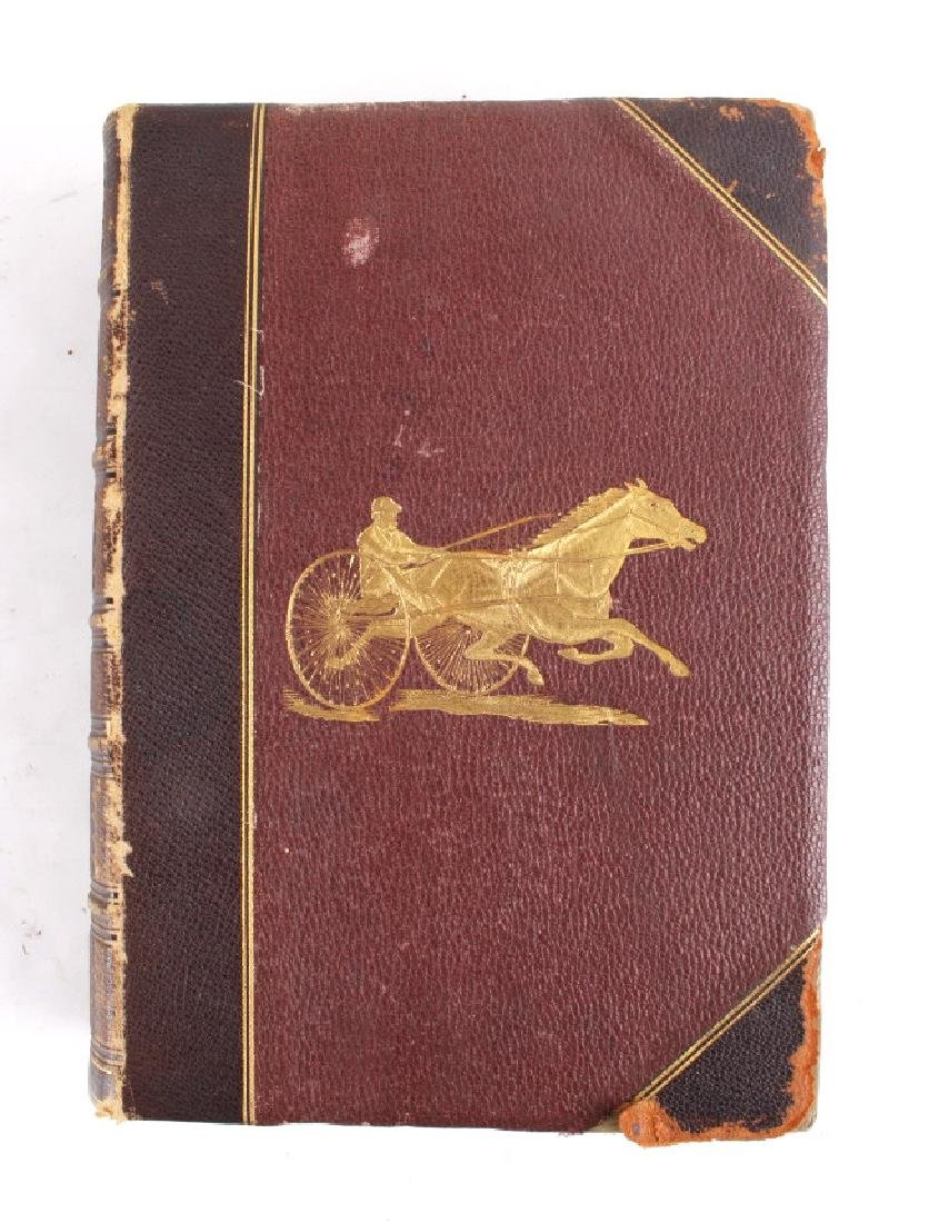 Chester's Complete Trotting & Pacing Record 1883 - 8