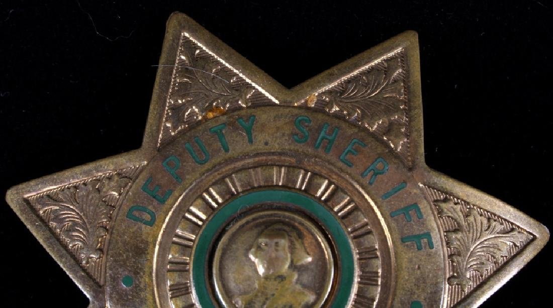 King County, Wa Deputy Sheriff Badges George Cake - 3