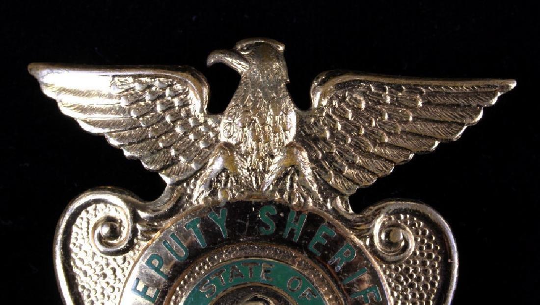 King County, Wa Deputy Sheriff Badges George Cake - 9