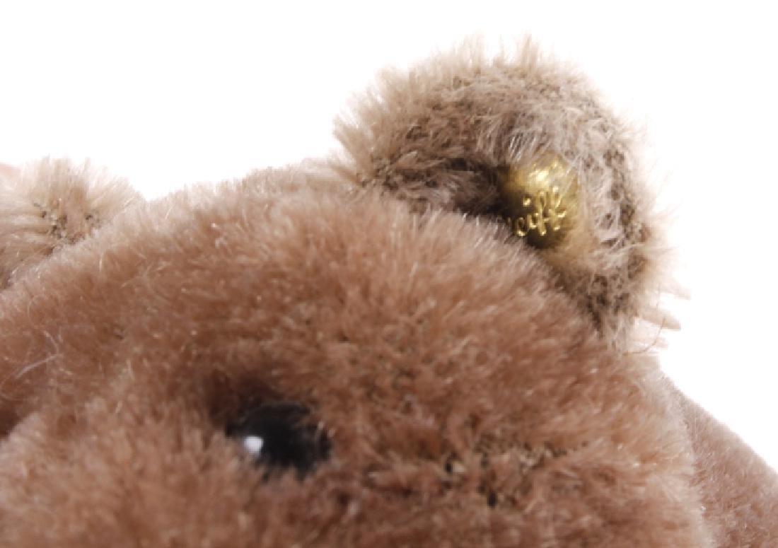 Steiff Bear On Wheels - 6