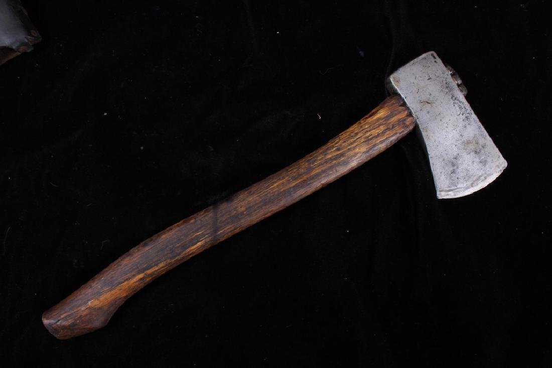 Marbles Hunting Knife & No. 9 Hatchet With Sheath - 9