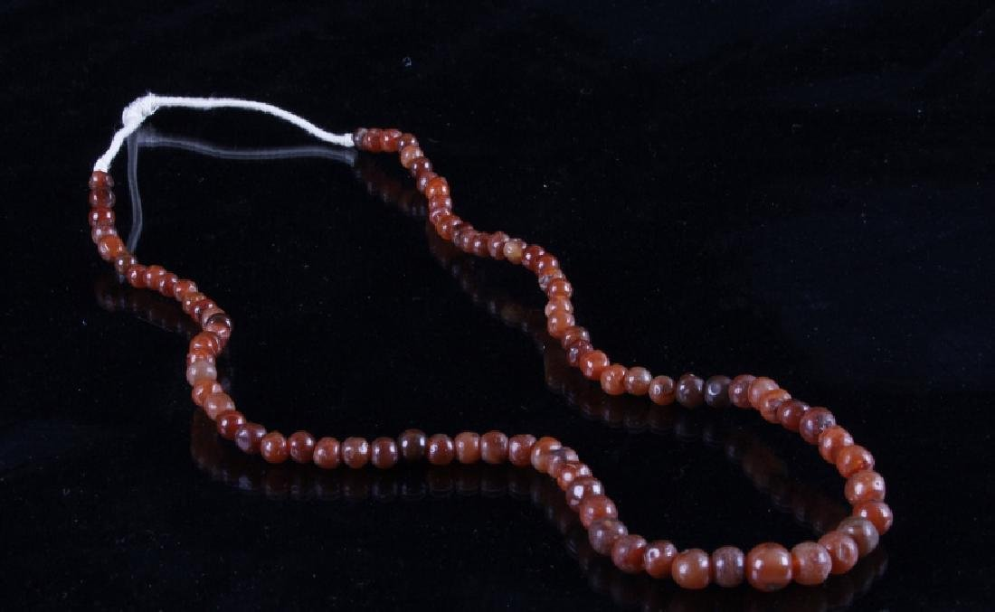 Saharan Lithics & Neolithic Beaded Necklace