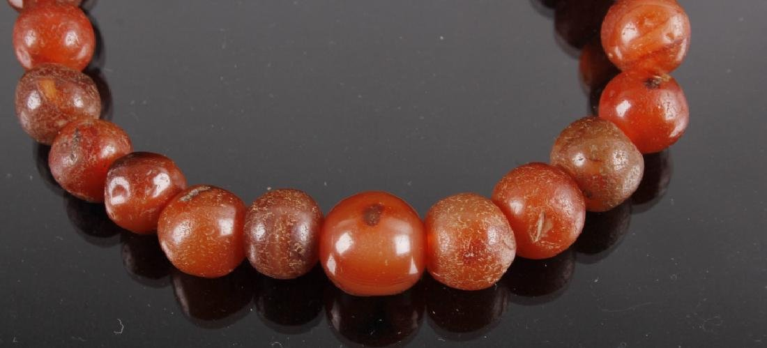 Saharan Lithics & Neolithic Beaded Necklace - 2