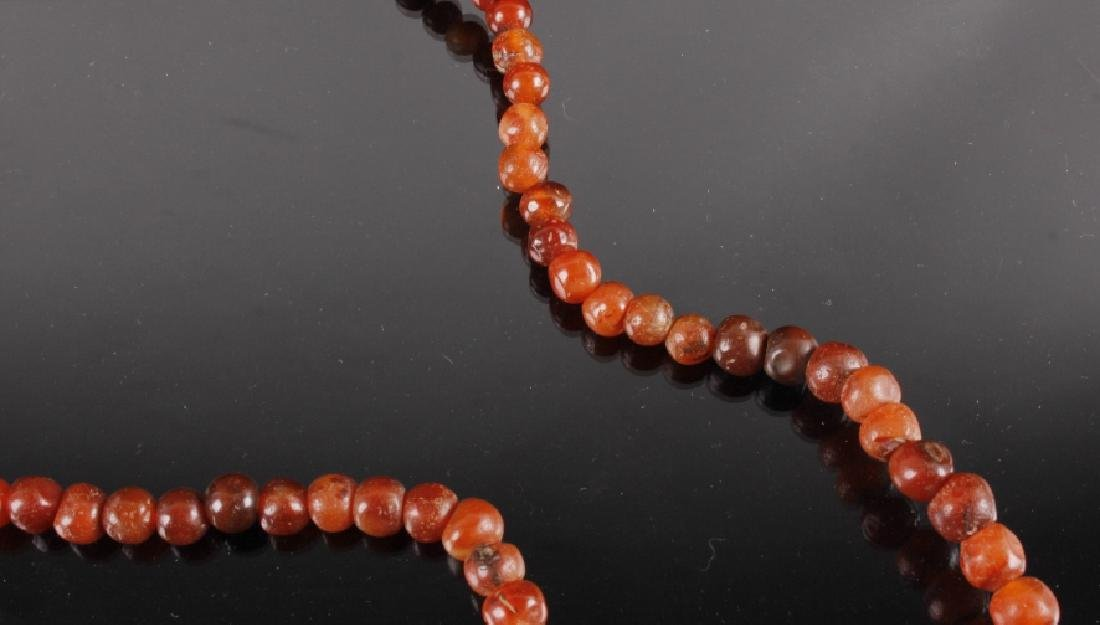 Saharan Lithics & Neolithic Beaded Necklace - 3