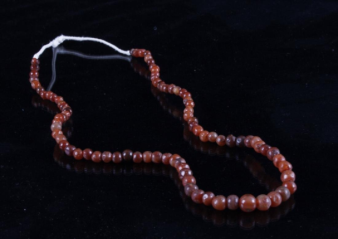 Saharan Lithics & Neolithic Beaded Necklace - 5