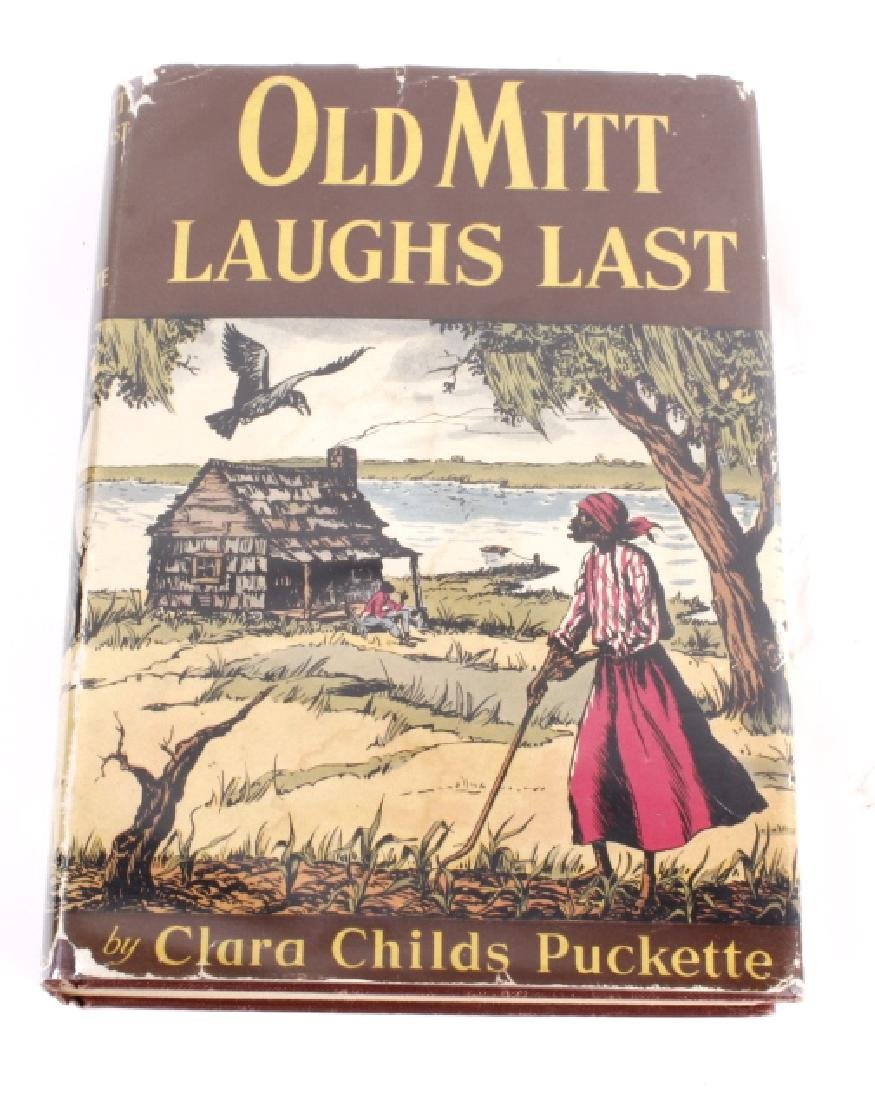 Old Mitt Laughs Last by Puckette 1st Ed circa 1944 - 7