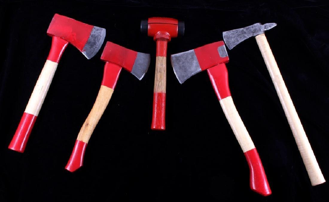 Hatchet, Hammer & Tomahawk Collection