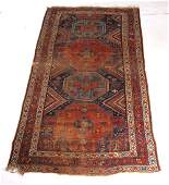 Kordi Ceremonial Sofreh Wool Rug