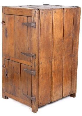 Primitive Spanish Curing Cupboard c.1800's
