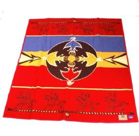 Pendleton Beaver State Sacred Dance Wool Blanket