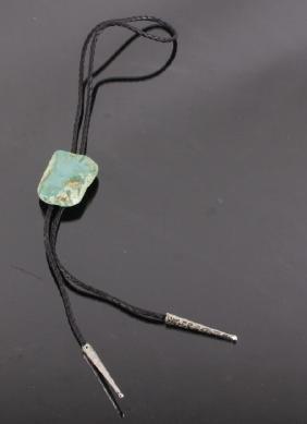 Carico Lake Turquoise Bolo Tie