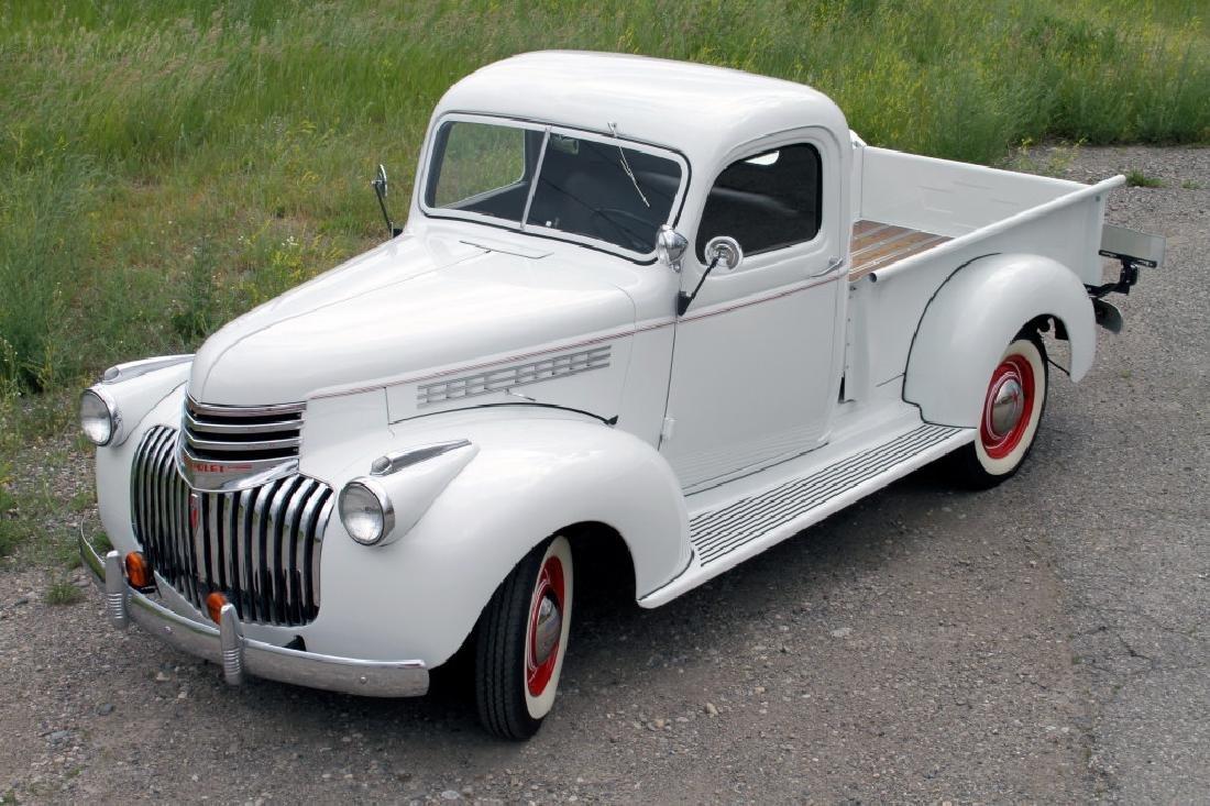 1946 Chevrolet 1/2 Ton 3100 Series Truck EXCELLENT