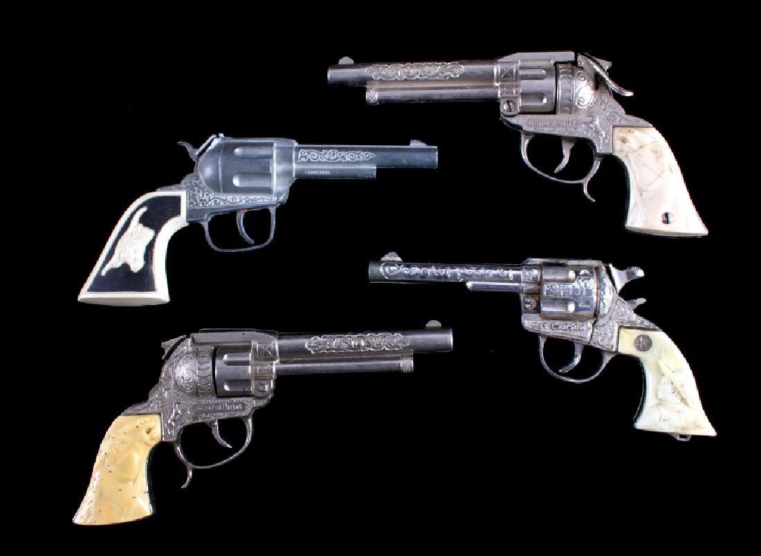 1950's Toy Cap Gun Collection