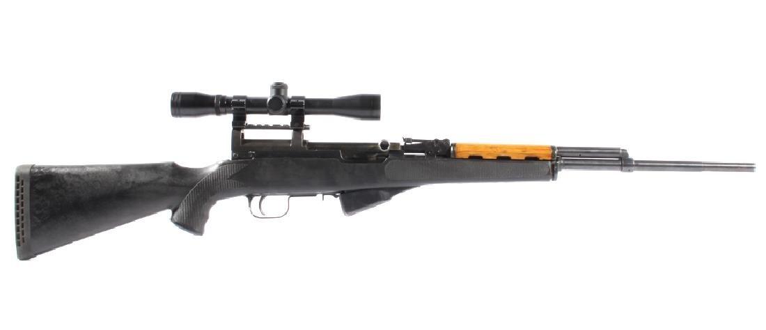 Chinese Norinco SKS 7.62x39 SemiAuto Rifle w/Scope