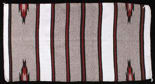 Navajo Chinle Double Sided Saddle Blanket
