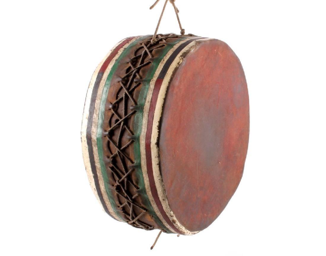 Black Elk Lakota Sioux Sacred Bundle Drum
