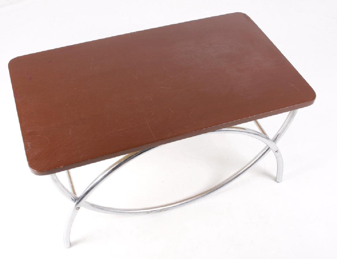 wolfgang hoffmann art deco coffee table howell wolfgang hoffmann art deco coffee table geotapseo Images