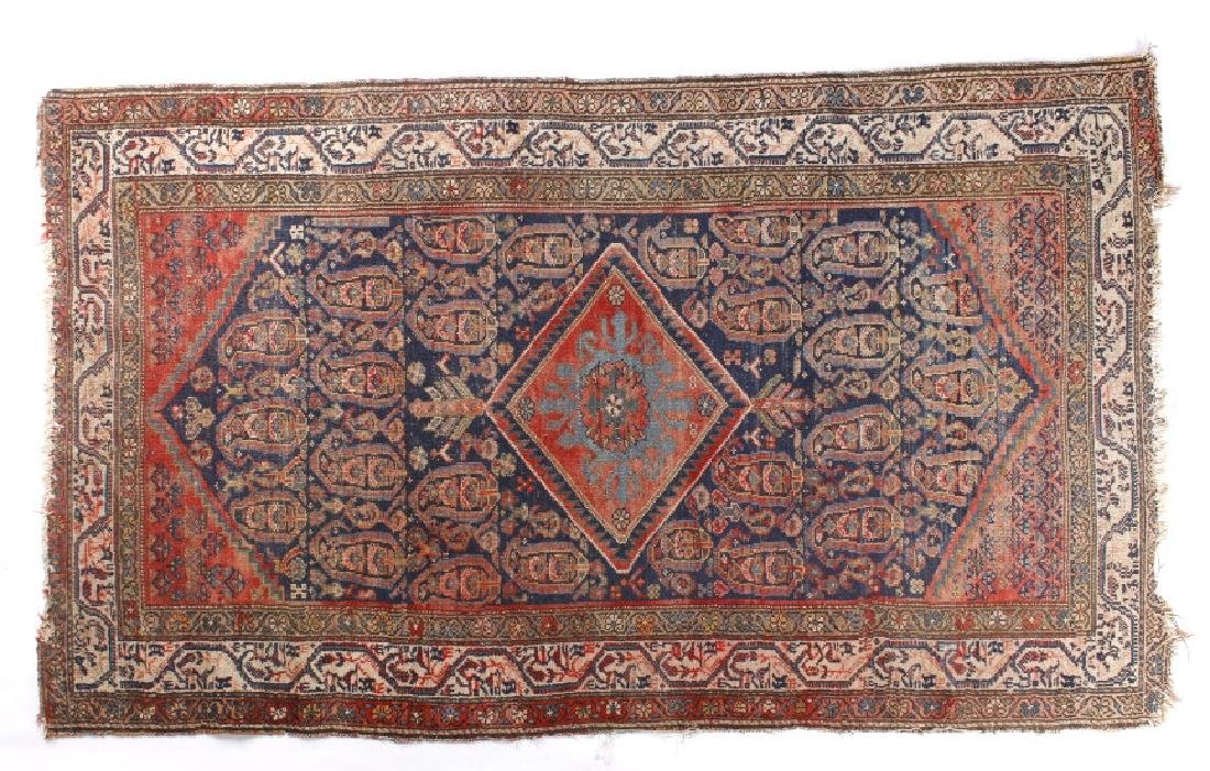 Antique Persian Fine Woven Rug