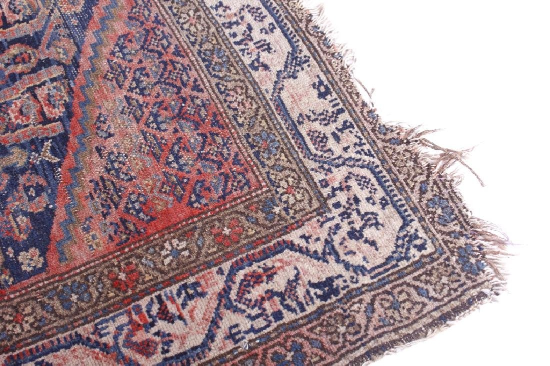 Antique Persian Fine Woven Rug - 3