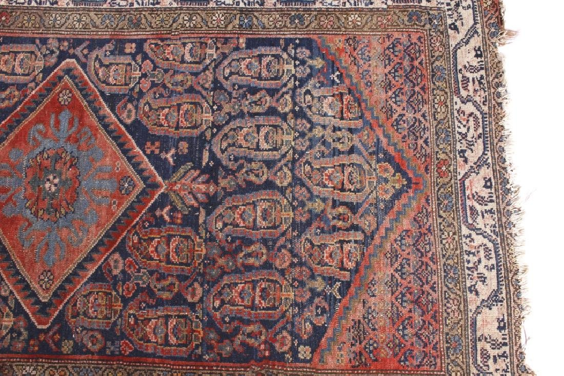 Antique Persian Fine Woven Rug - 6
