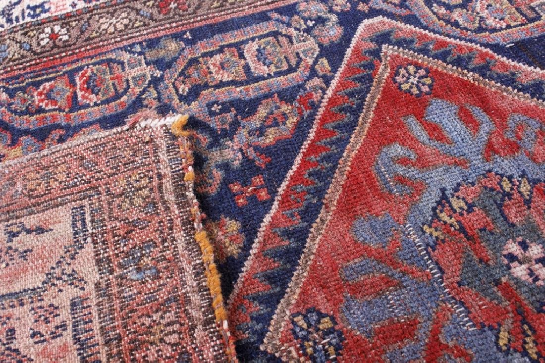 Antique Persian Fine Woven Rug - 7