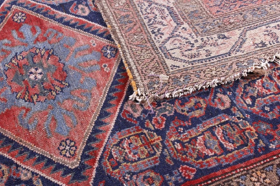 Antique Persian Fine Woven Rug - 8
