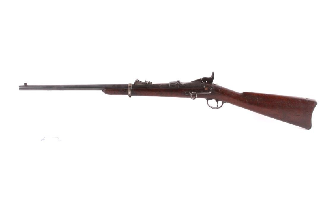 Wounded Knee Massacre Springfield 1873 Carbine