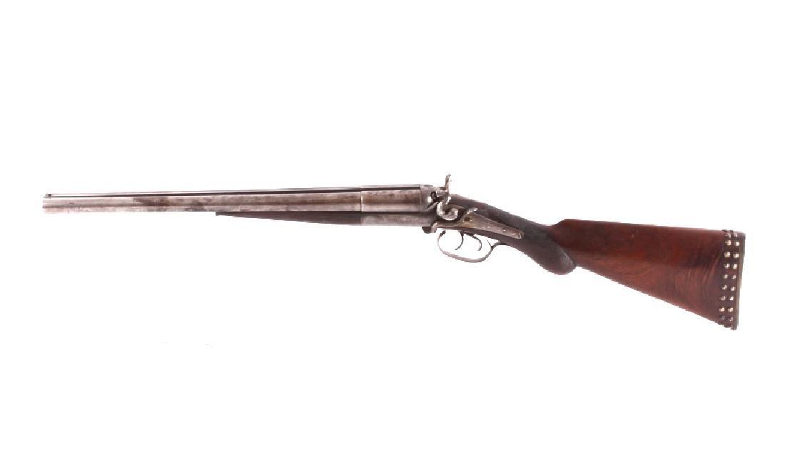 Buffalo Bill's Wild West Shotgun Chief Iron Tail - 2