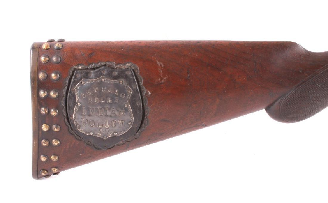 Buffalo Bill's Wild West Shotgun Chief Iron Tail - 4