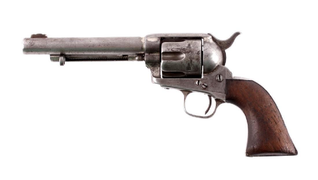 Battle of Little Bighorn Arikara Scout Colt SAA