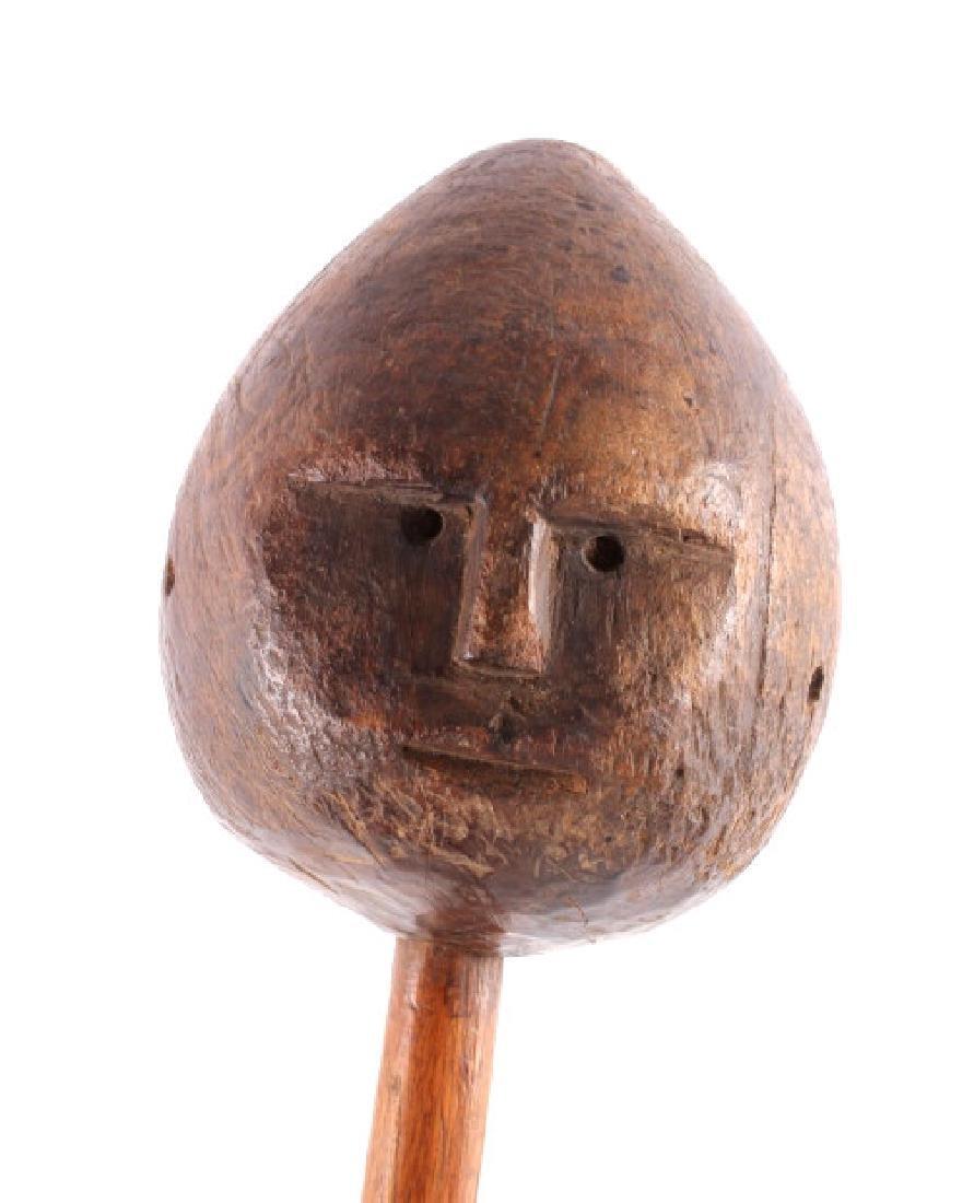 Lakota Sioux Shaman Medicine Man Stick Fool Bull - 2