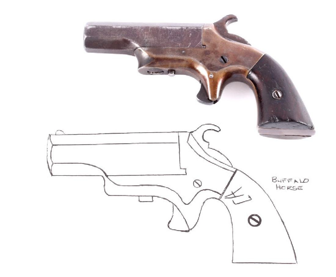 Brown MFG Southern Derringer Chief Buffalo Horse - 5