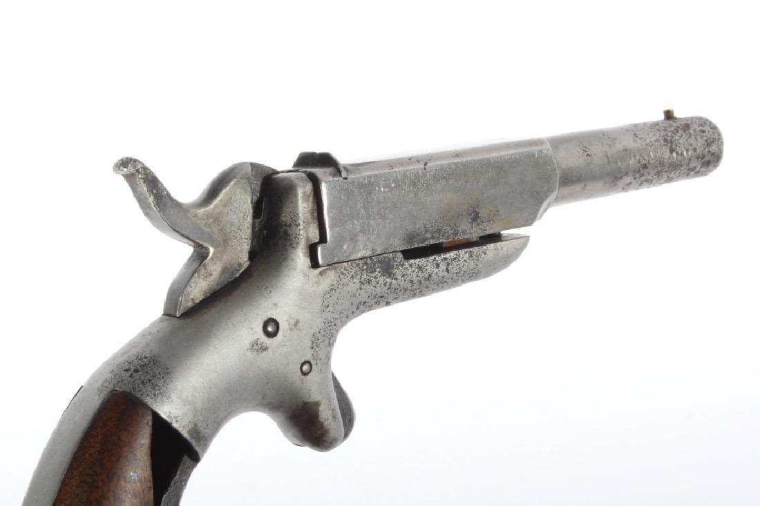 Allen & Wheelock 32Cal Center Hammer Pocket Pistol - 10
