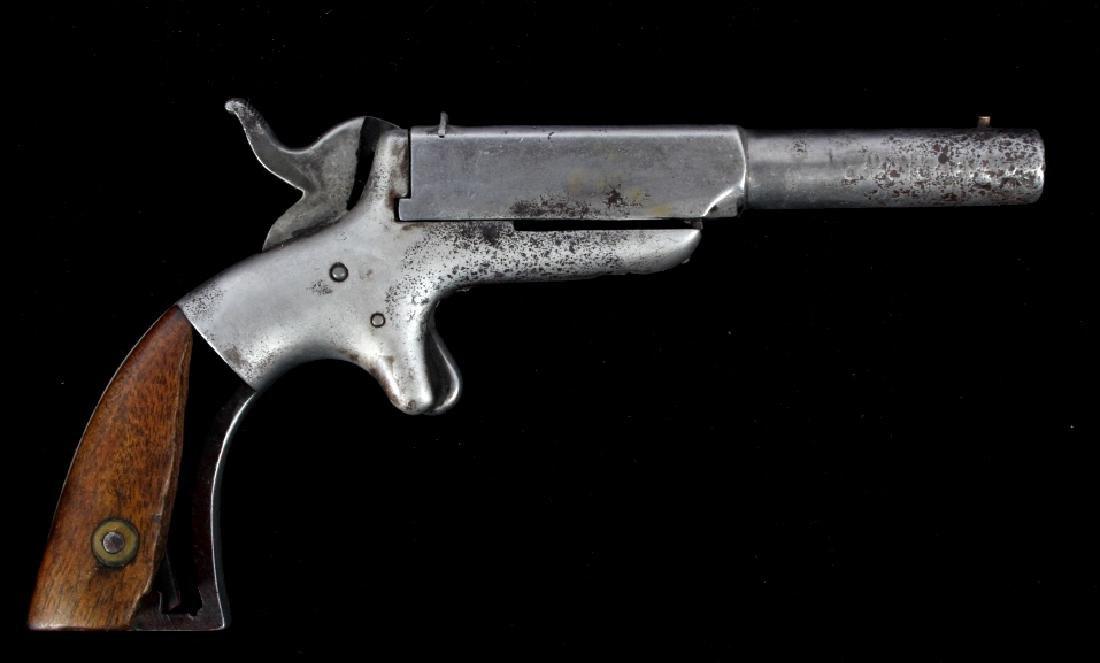 Allen & Wheelock 32Cal Center Hammer Pocket Pistol