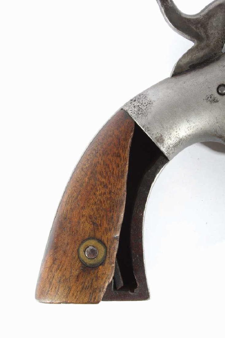 Allen & Wheelock 32Cal Center Hammer Pocket Pistol - 7