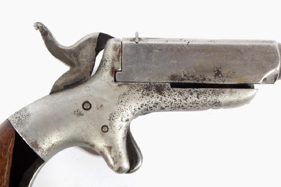 Allen & Wheelock 32Cal Center Hammer Pocket Pistol - 8
